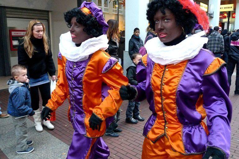 Zwarte Piet, Netherlands