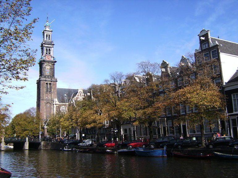 Amsterdam, Westerkerk