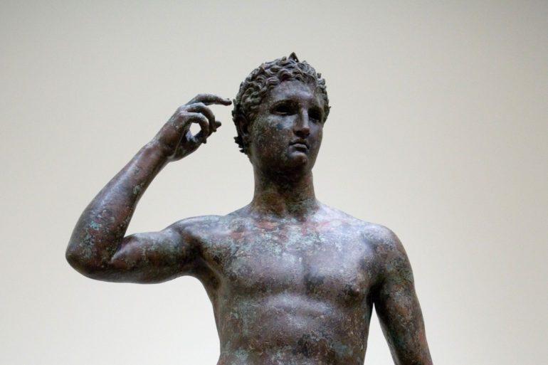 L'atleta_di_Fano Getty Bronze