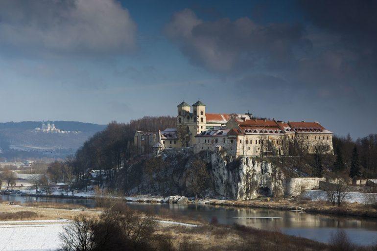 Abbaye bénédictine, Tyniec Pologne