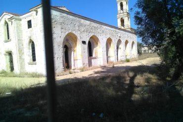Monastery of St. Panteleimon, Myrtou, Cyprus