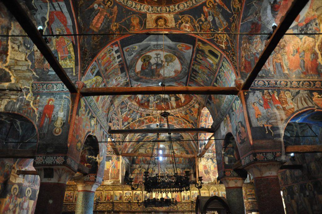 Post-Byzantine Churches in Voskopoja and Vithkuqi, Albania
