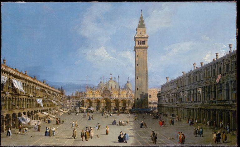 Piazza San Marco, Venice,