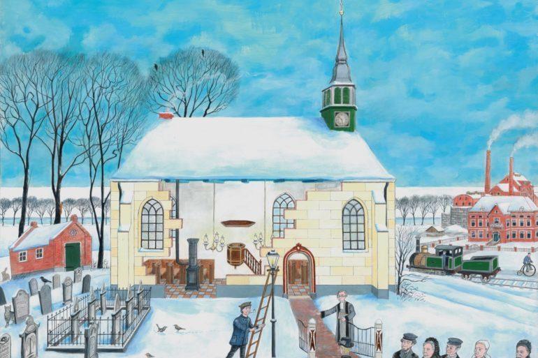 'Church as a time machine'