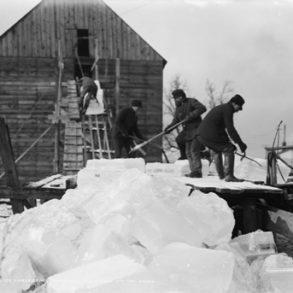 Raccolta del ghiaccio