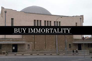 New Synagogue, Žilina