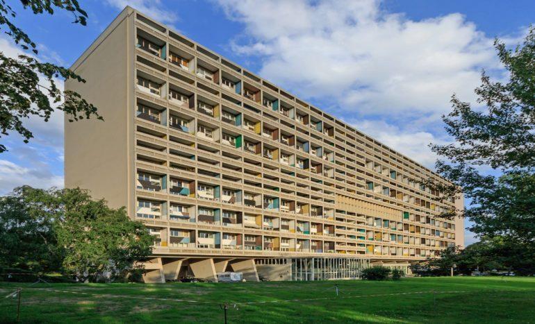 Unité d'Habitation, Le Corbusier I