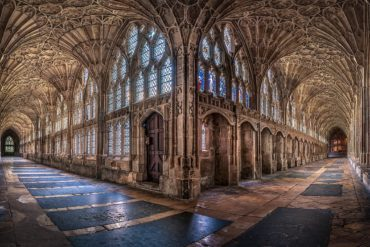 Gloucester Cathedral, United Kingdom