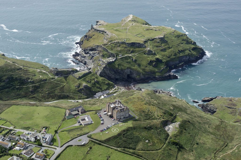 Tintagel Catle