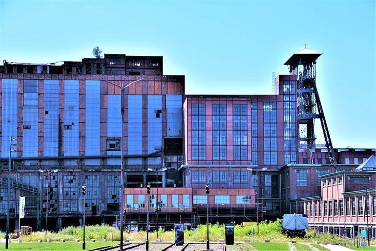 Beringen Coal Mine, Belgium
