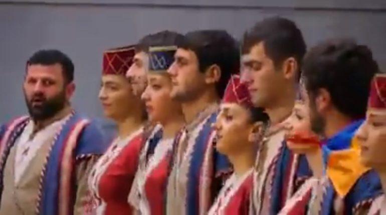 Armenian Kochari dance