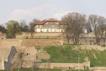 Belgrade or Kalemegdan Fortress, Belgrade, Serbia