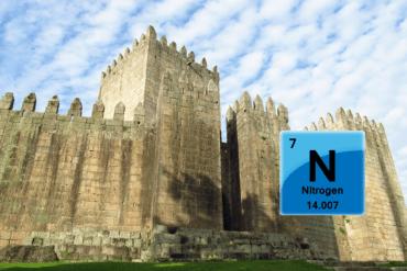 Fortress, Portugal Nitrogen