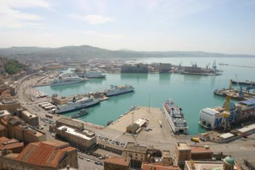 Port of Ancona, Italy