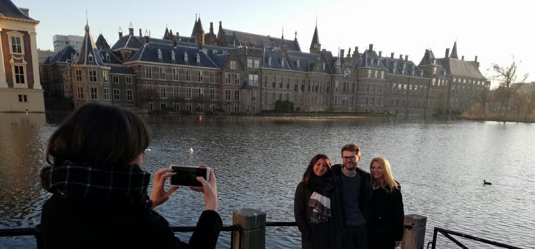 Young Heritage Professionals in the Hague, Netherlands