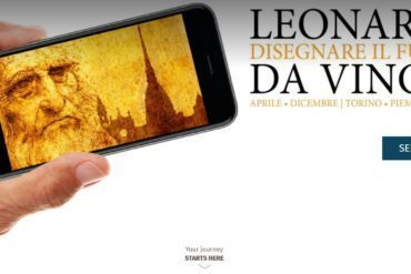 Leonardo Da Vinci, commemorative year, Turin