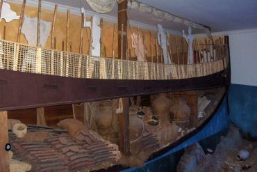 Museum of Underwater Archaeology, Bodrum