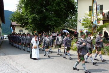 Gebirgsschützen, Bavaria
