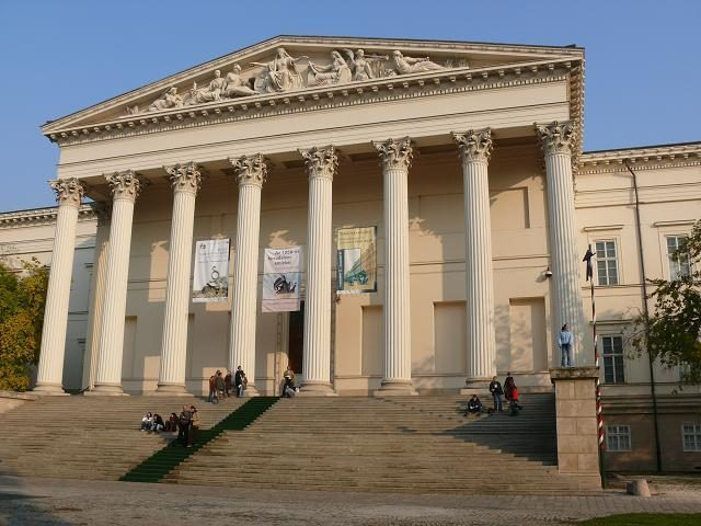 Hungarian National Museum, Budapest