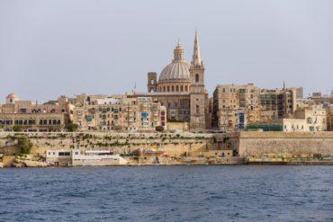 Basilica of Our Lady of Mt Carmel, Malta