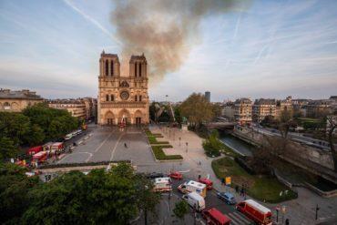 Notre-Dame, Paris fire