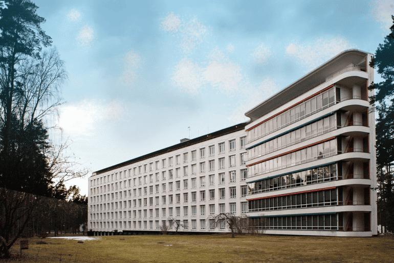 Paimio Sanatorium (Alvar Aalto), Paimio Finland