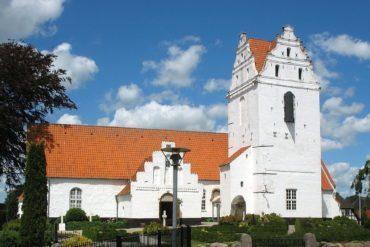Church of Ringe, Denmark