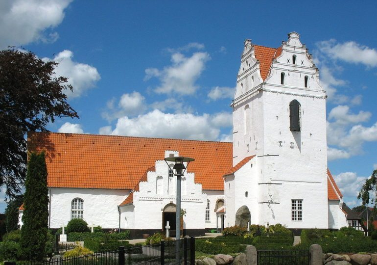 Church of Ringe, Denmark