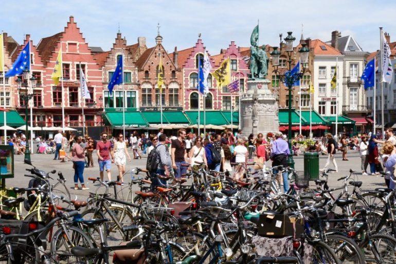 Bruges, Belgium tourism