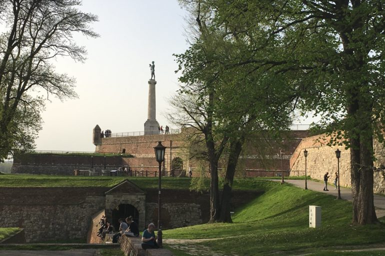 Belgrade Fortress, Belgrade