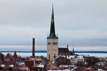 St. Olaf's Church, Tallinn,