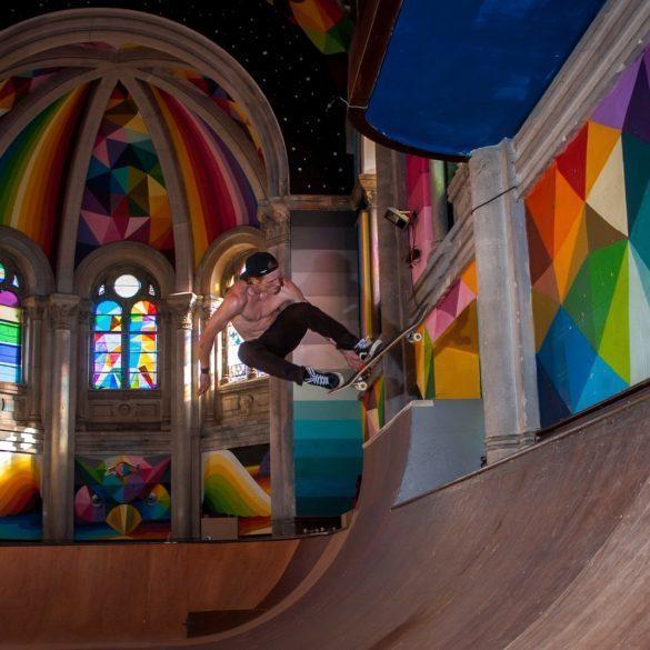 reuse church religious heritage