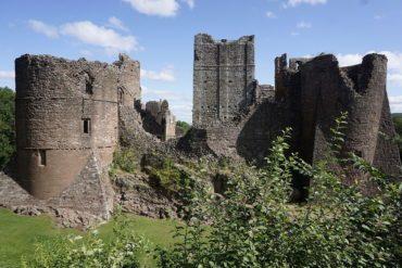 Goodrich Castle, Goodrich