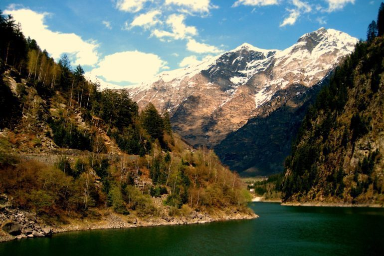 Malvaglia valley, Ticino