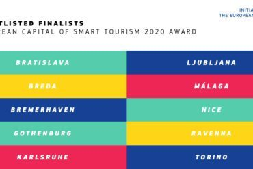 The ten shortlisted cities