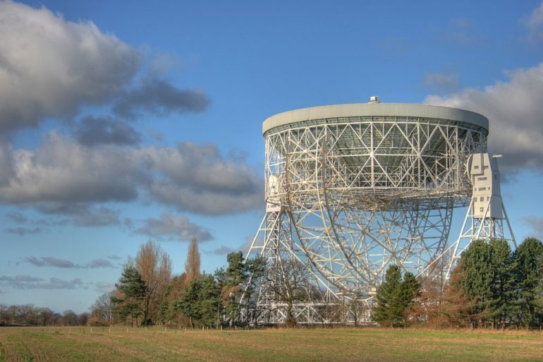 Jodrell Bank Observatory, University of Manchester