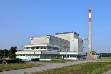 The Zwentendorf Nuclear Power Plant in Austria