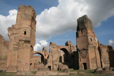 Baths of Caracalla, Rome