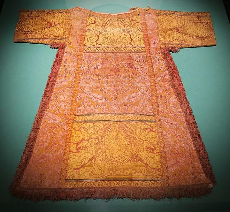 Linen from Prato, Italy (1540)