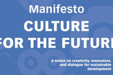 Manifesto 'Culture for the Future'