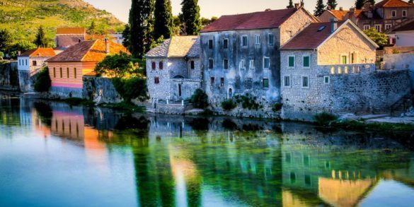 The Old Town of Trebinje