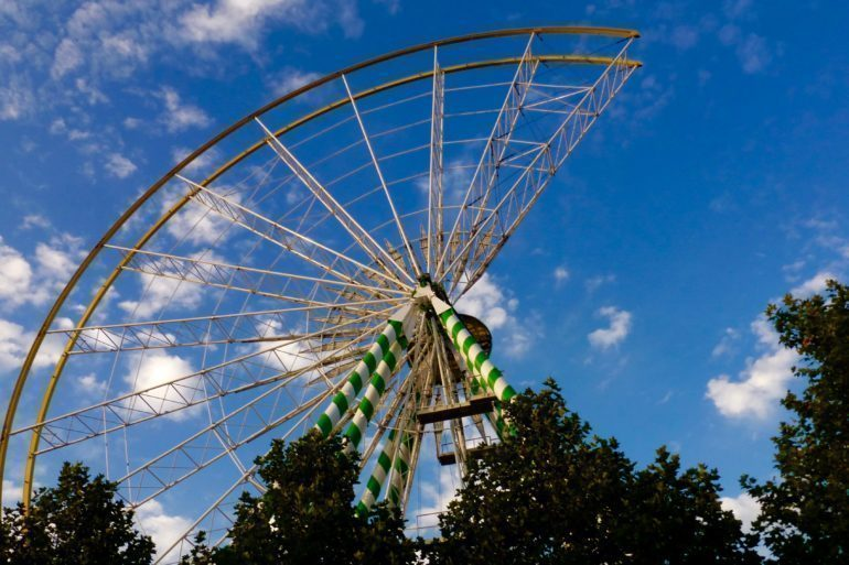Schueberfouer Ferris Wheel, Luxembourg