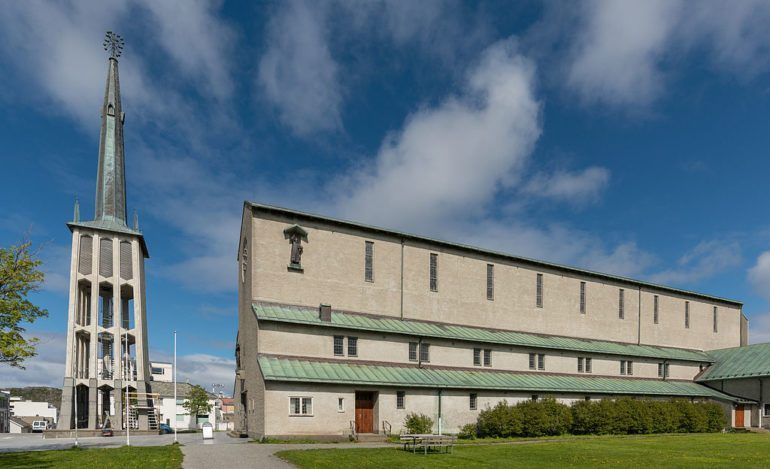Bodø Kathedrale, Norwegen