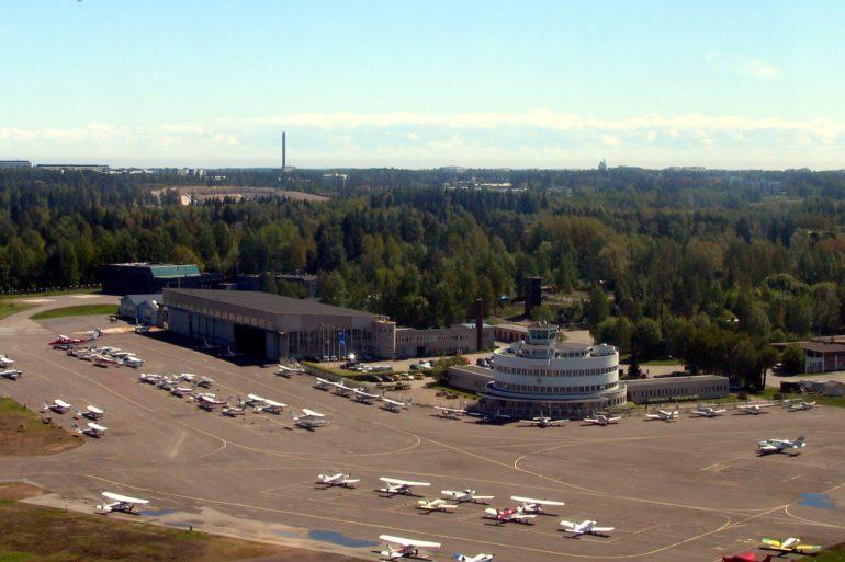 Helsinki Malmi Airport