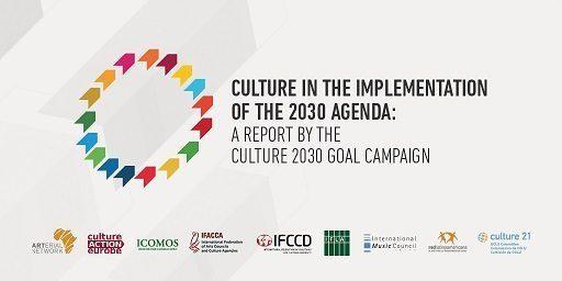 Banner Cultural 2030 Goal