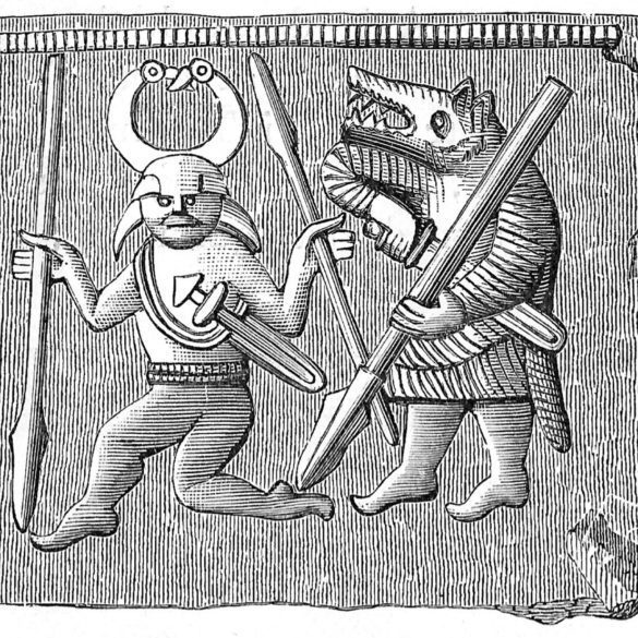 vikings berskerkers odin