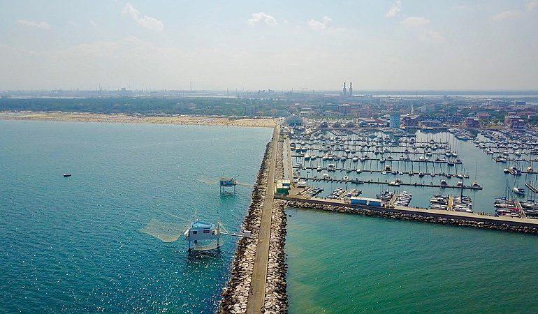 Ravenna, Italy Marina