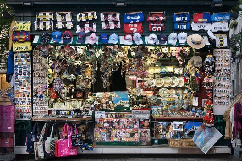 Venice Street Souvenir Shop