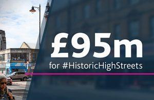 #HistoricHighStreets
