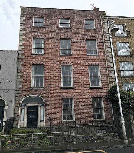 Usher's Island, Dublin. Image: Rrburke, Wikimedia.